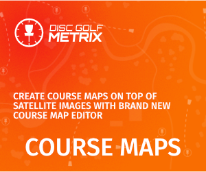 Metrix Course Maps